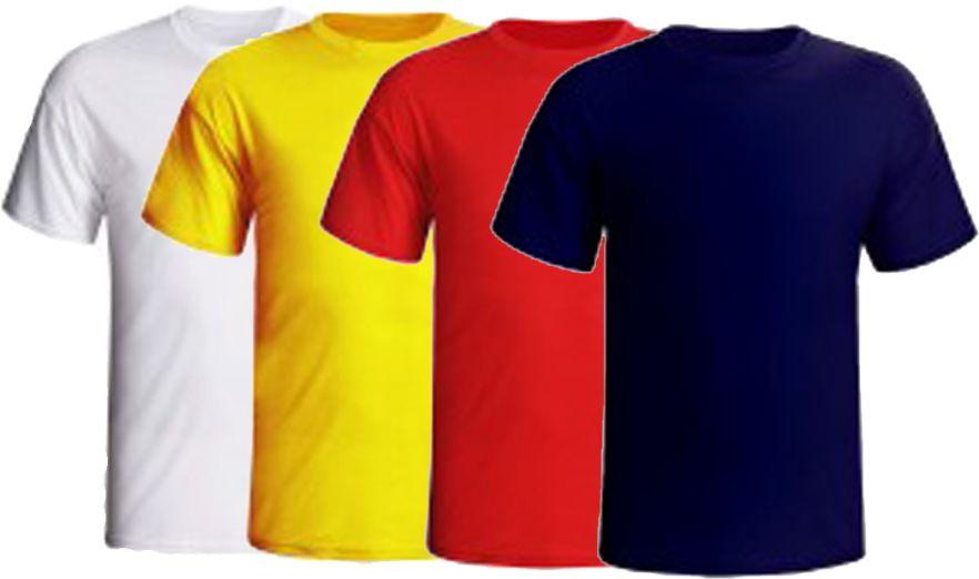 0-camiseta-lisa-cores-a-escolher-camiseta-para- ... ee2fb8f2a1156
